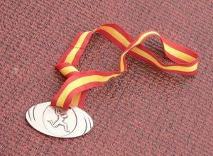 Medalla al autoahorcado